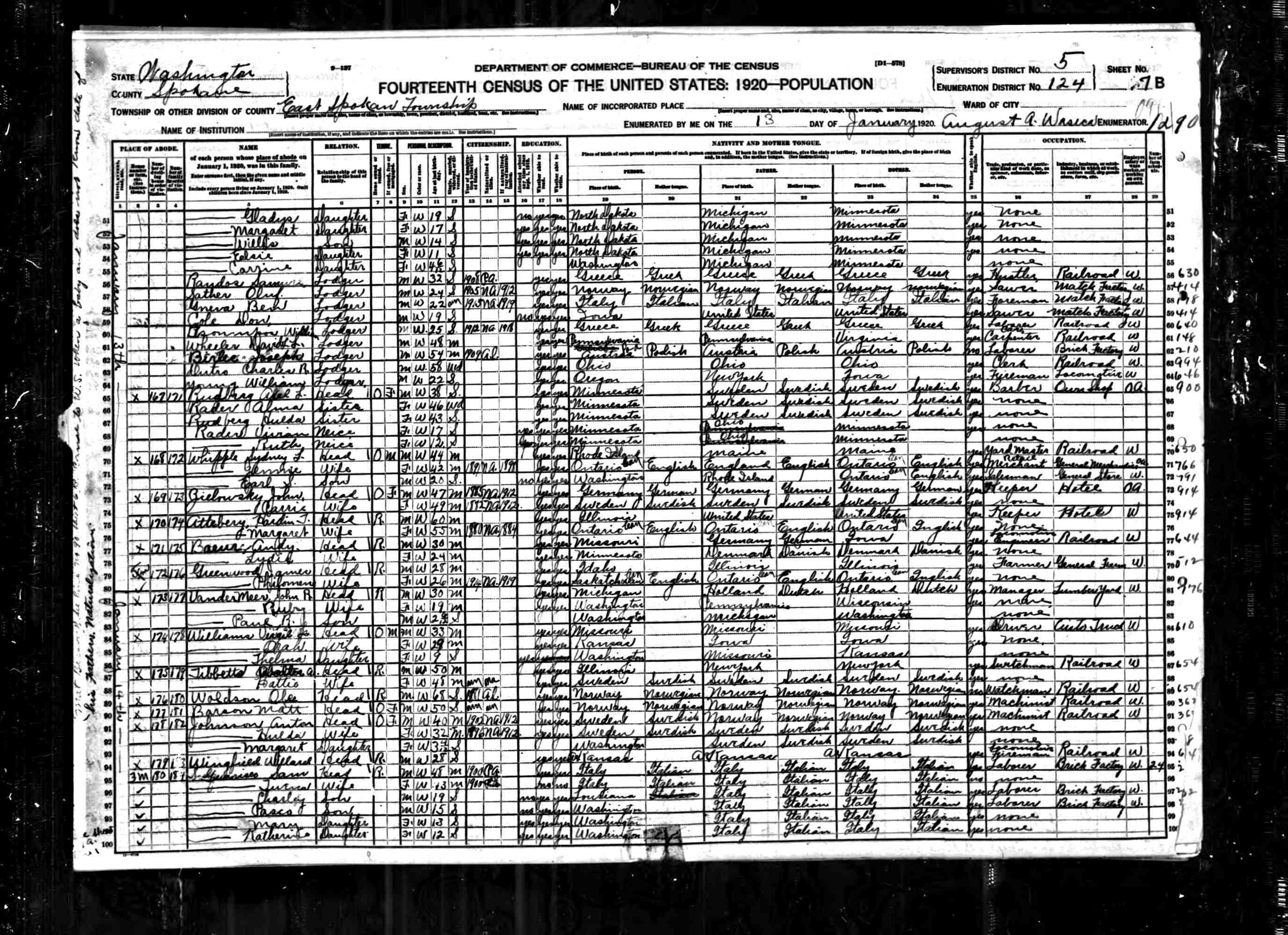 Italiangenealogy searching for guarisco digerolormo sicily east spokane spokane washington xflitez Choice Image