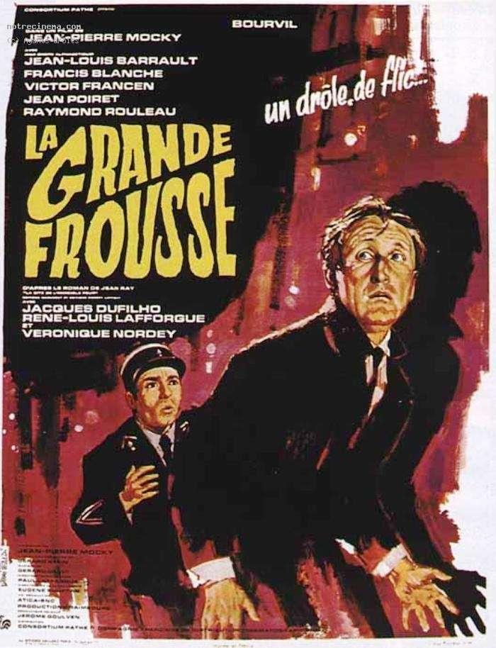Francomac Mocky 1964 La Grande Frousse